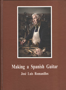 Making a Spanish Guitar